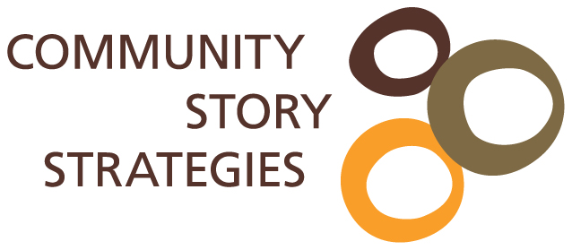 Community Story Strategies logo